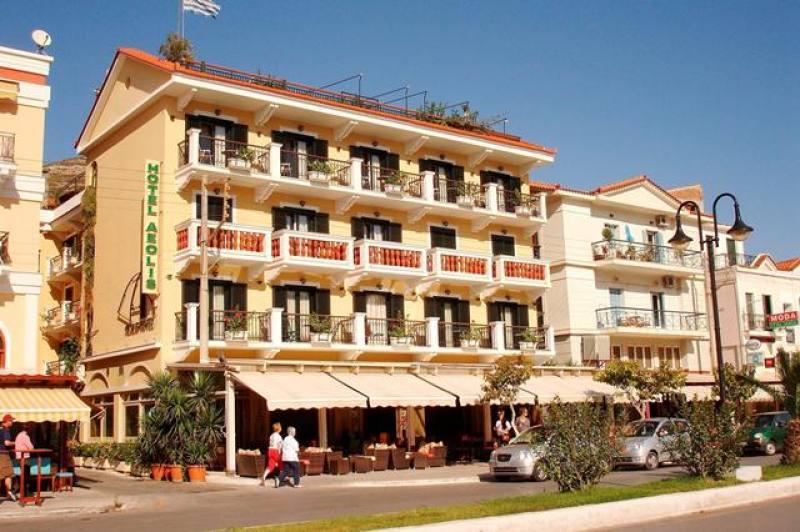 Hotel Aeolis - Samos stad - Samos